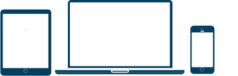 Organilog est disponible sur ordinateur, tablette et smartphone