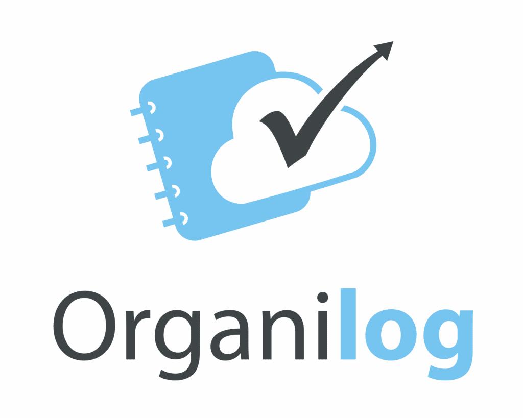 Logo Organilog Blanc
