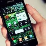Smartphone Android de marque Samsung