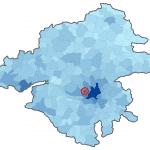 Répartition de la population en Loire Atlantique (44)