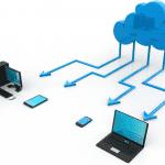 Le cloud computing (informatique dans les nuages) en une image