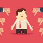 Cadre dirigeant mal-aimé avec avis négatif