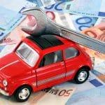 Coût et maintenance d'une voiture